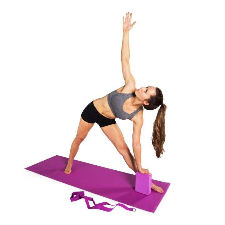 Kit de yoga, ideal para la casa - 0