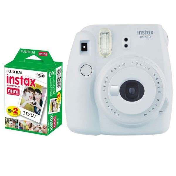 Fujifilm Instax Mini 9 Cámara Instantánea - 3