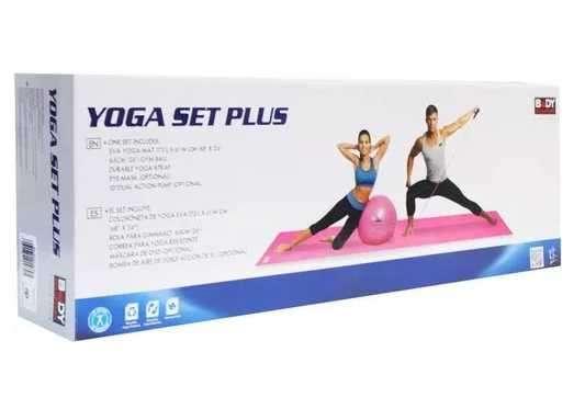 Kit de yoga, ideal para la casa - 1