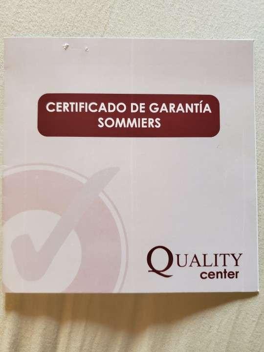 Cama Sommier SERTA de Quality Center - 2