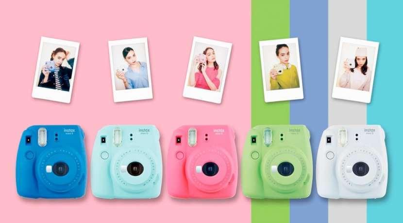 Fujifilm Instax Mini 9 Cámara Instantánea - 0