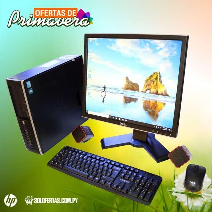 Computadora Completa HP - 0