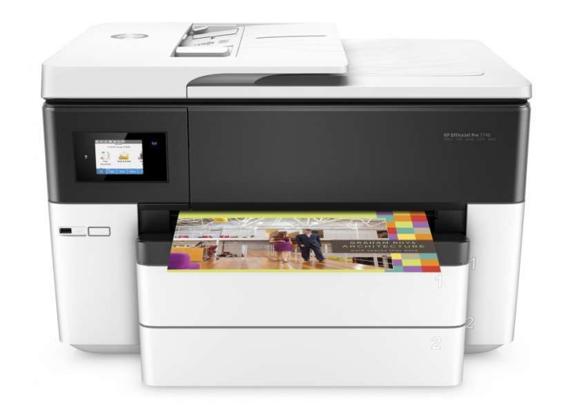 Impresora HP OfficeJet 7740 Todo en uno - 0