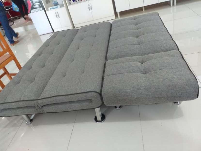 Sofá cama capuleto de 2 piezas - 3