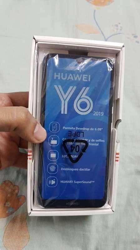Huawei Y6 - 0