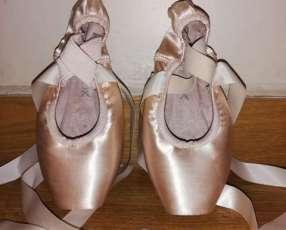 Puntas Capezio para ballet clásico
