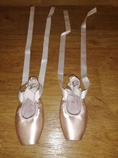 Puntas Capezio para ballet clásico - 2
