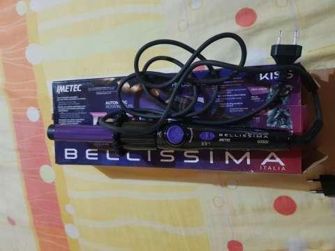 Planchita Babyliss Pro nano titanium + Bellissima RICCI & CURL - 1