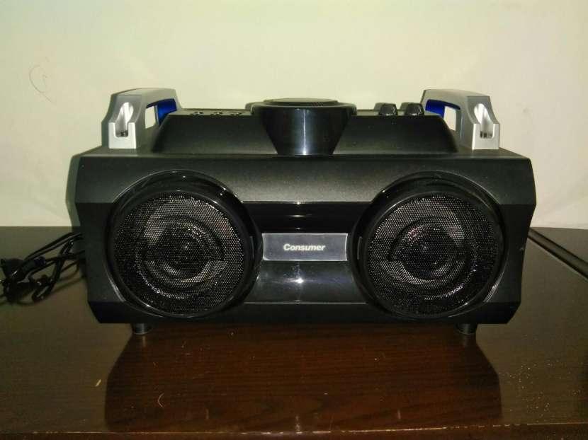 Equipo de sonido de 500 watts - 0