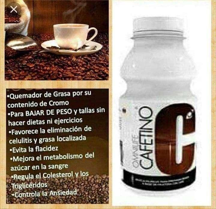 Omnilife cafetino - 0
