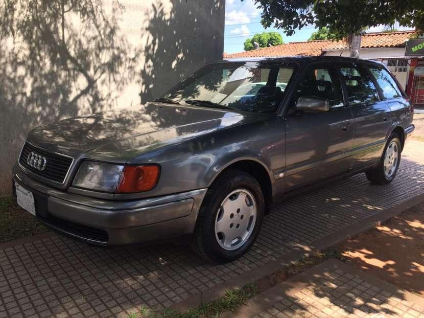 Audi A100 - 0