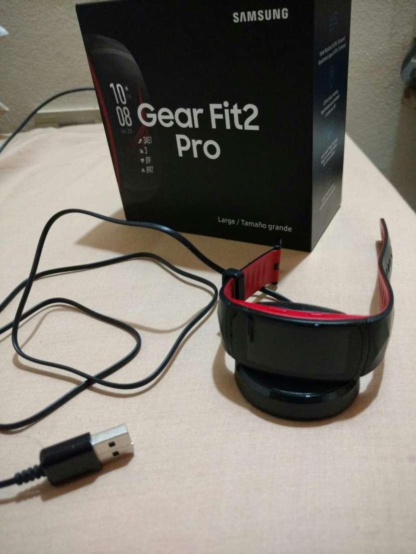 Samsung Gear Fit2 Pro - 0