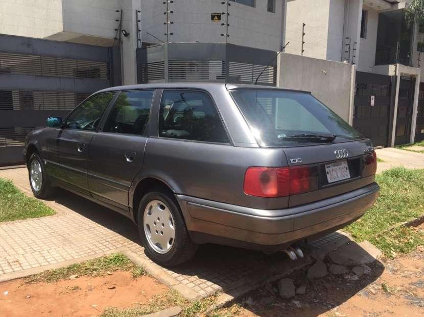 Audi A100 - 1
