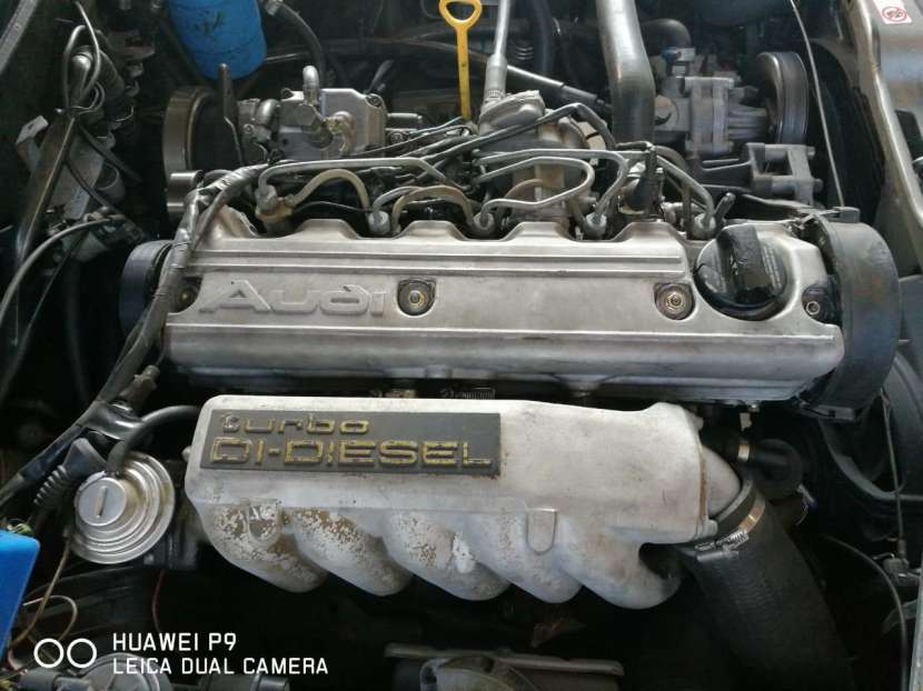 Audi A100 - 6