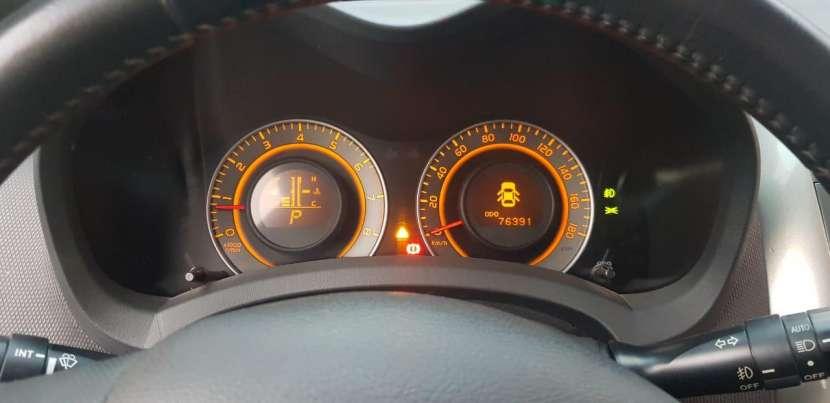 Toyota auris 2008 1.8 4x2 blanco perlado..llantas de magnesio... - 7