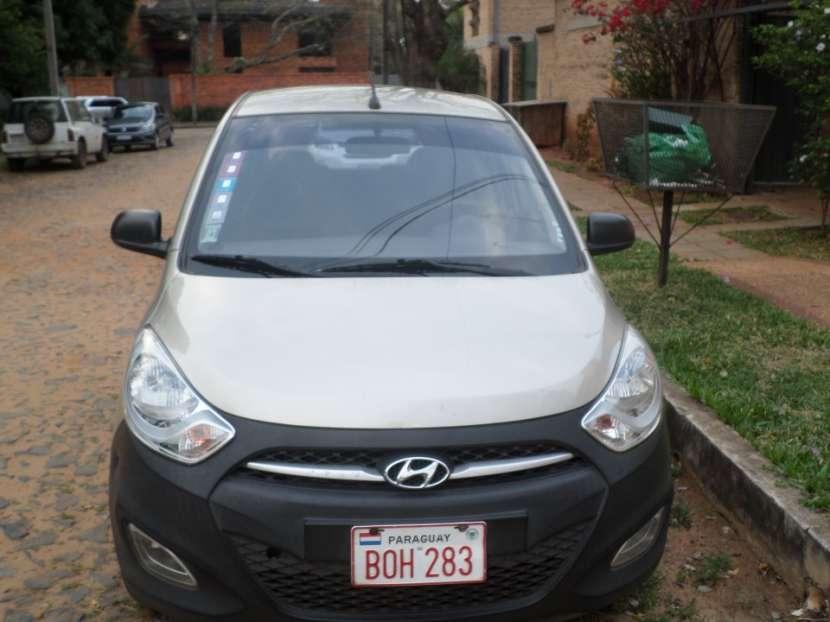 Hyundai i10 2014 naftero mecánico - 0
