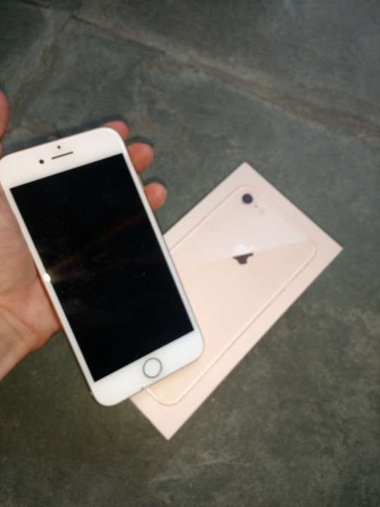 iPhone 8 Rose - 2
