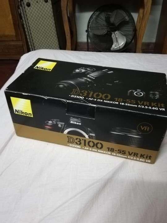Cámara profesional Nikon d3100 - 3