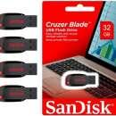 Pendrive SanDisk de 32 gb - 0