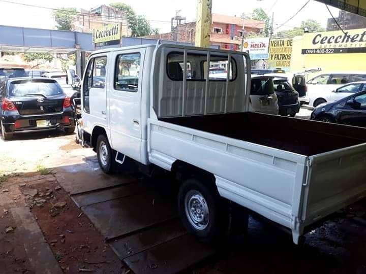 Nissan Atlas doble cabina 1992 - 3