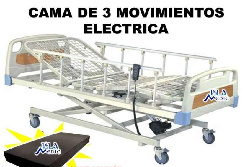 Alquiler de camas hospitalarias sillas de ruedas y muletas - 3