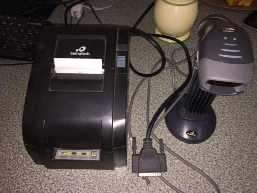 Impresora de ticket mp 200 bematech puerto paralelo - 0