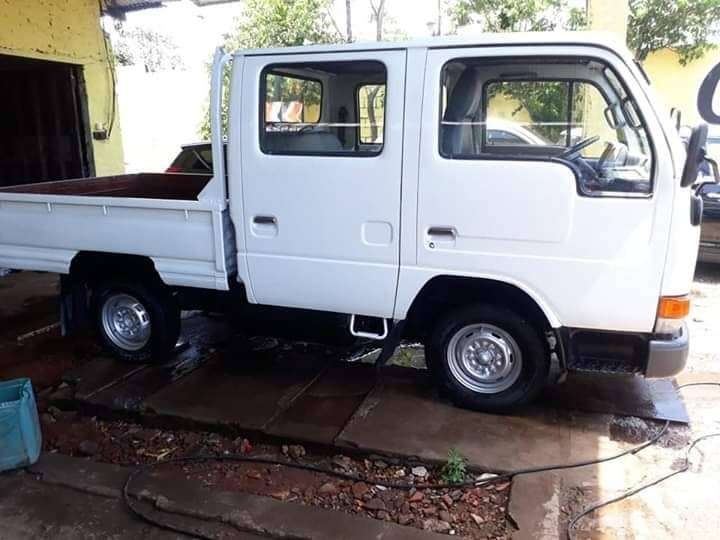 Nissan Atlas doble cabina 1992 - 1