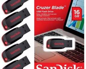 Pendrive SanDisk de 16 gb