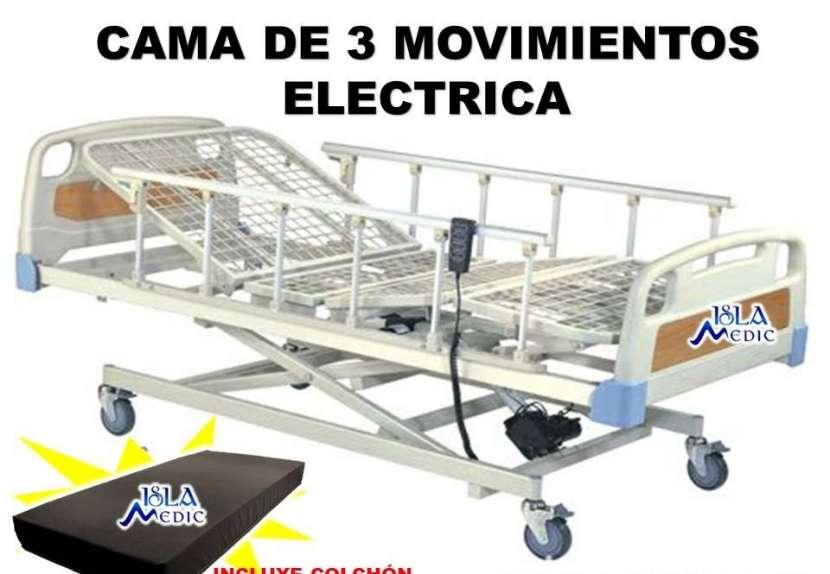 Alquiler de camas hospitalarias sillas de ruedas y muletas - 2
