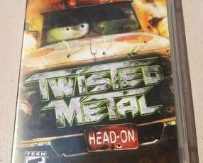 Juego Twisted Metal para PSP