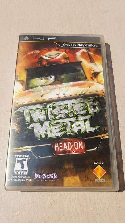 Juego Twisted Metal para PSP - 0