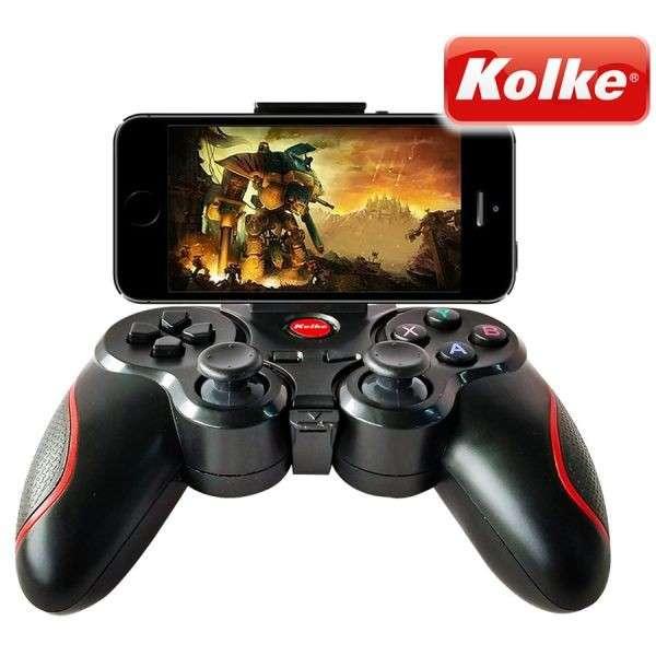 Joystick Inalámbrico Bluetooth para Celular y PC de Kolke KG - 1