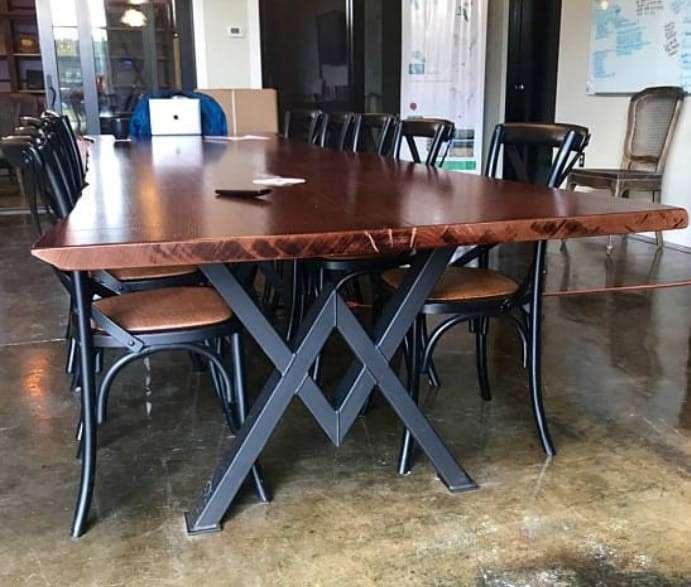 Mesa comedor de madera - 1