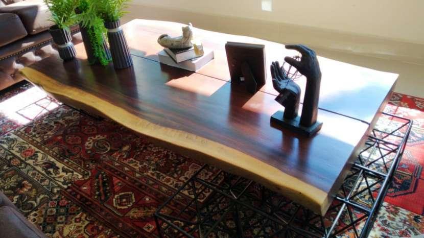 Mesa comedor de madera - 7
