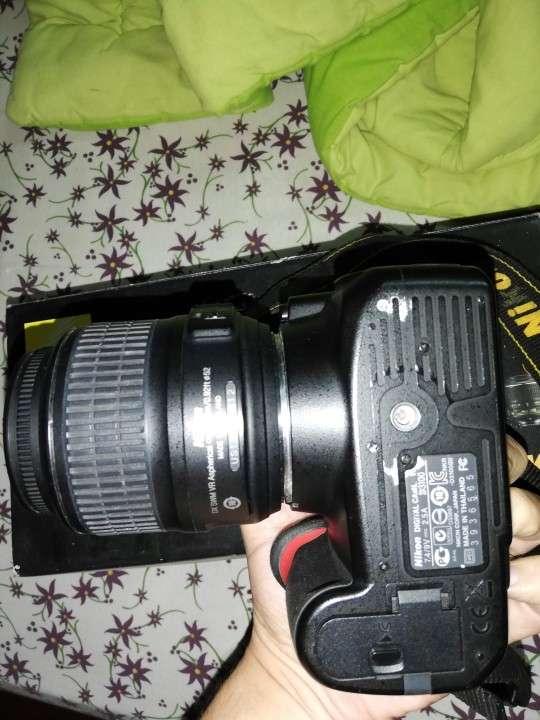 Cámara profesional Nikon d3100 - 5