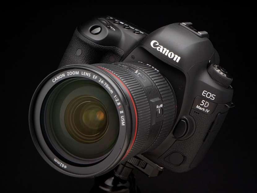 Cámara Canon EOS 5D Mark IV kit 24-105. - 0
