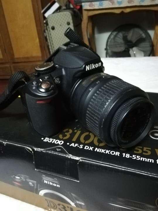 Cámara profesional Nikon d3100 - 4