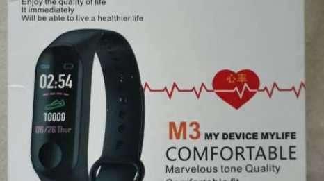 Smartwatch M3 - 0