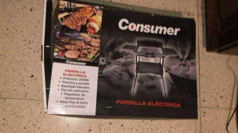 Parrillita eléctrica - 1