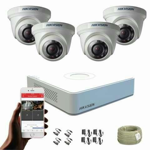Instalación de CCTV - 2
