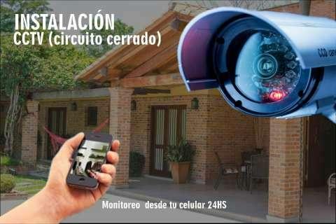 Instalación de CCTV - 3