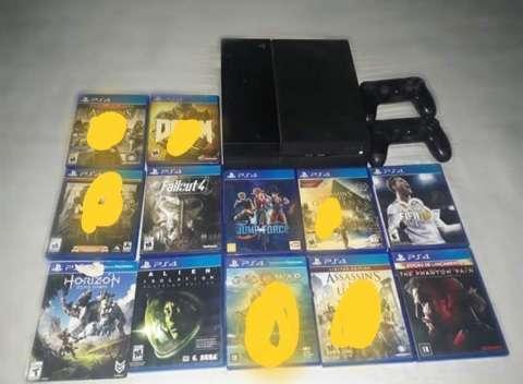 PlayStation 4 más gafa de realidad virtual - 0