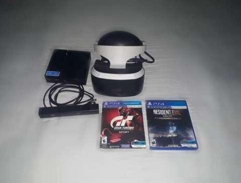 PlayStation 4 más gafa de realidad virtual - 1