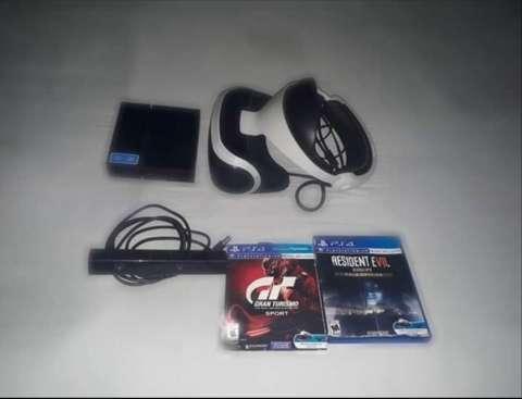 PlayStation 4 más gafa de realidad virtual - 2