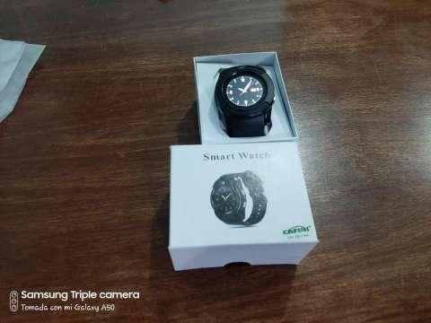 Smartwatch A8 1 chip + ranura p/ SD Card - 0