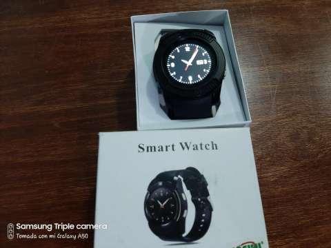 Smartwatch A8 1 chip + ranura p/ SD Card - 1