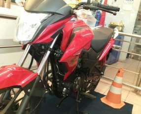 Moto Honda CB 125 F 2019