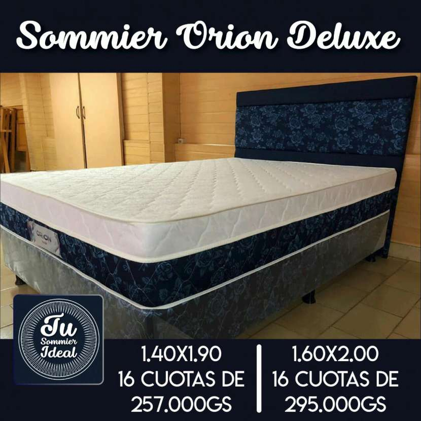 Sommier Orion Deluxe - 0