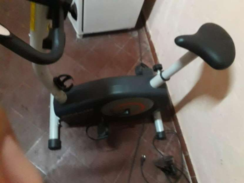 Bicicleta estática Athletic 470bv - 0