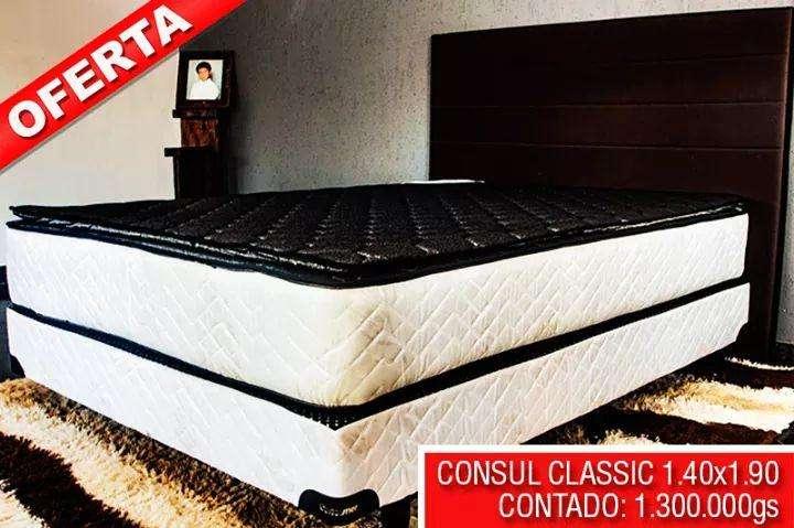 Sommier Consul Classic - 0
